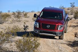 nissan titan off road 2017 nissan titan autoguide com truck of the year contender