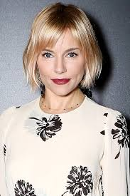 30 short bob hairstyles for women 2015 haircuts sienna miller
