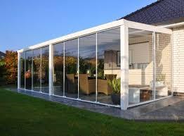 veranda vetro vetri per verande design di idee