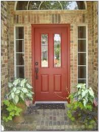 trim colors for dated orange brick houzz home pinterest