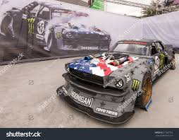 hoonigan mustang interior las vegas nvusa november 1 2016 stock photo 517857163 shutterstock