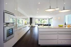 Poggenpohl Kitchen Cabinets Poggenpohl Kitchen In Beach House With Lacquered Cabinets