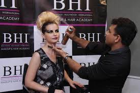 hair styling classes bhi makeup academy school college coaching tuition hobby