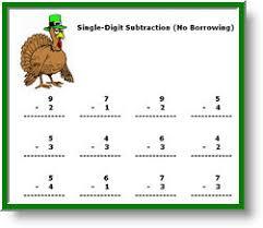 printable thanksgiving math worksheets checks worksheet