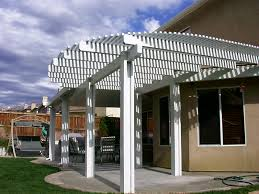 Covered Patio Curtains by Patio Door Curtains On And Beautiful Lattice Patio Cover Home