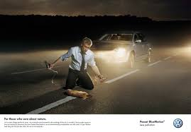 car ads in magazines 40 most creative and dazzling auto ads ads volkswagen and