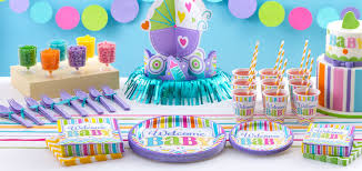 baby shower party supplies baby brights baby shower party supplies woodies party