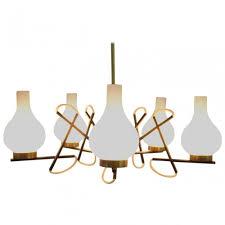 1950s Chandelier Chandelier Hanging Lamp 1950s 46872