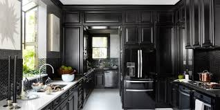 black and kitchen ideas 14 ultimate black kitchen color ideas for 2016