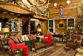 decorating stunning living room of southland log homes design