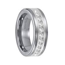 Tungsten Carbide Mens Wedding Rings by Best Mens Wedding Bands