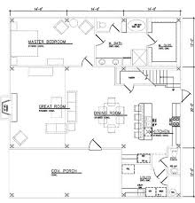 Single Story Open Concept Floor Plans Open Concept Barn House Plans Homes Zone