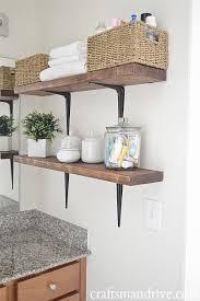shelves in bathroom ideas 15 sneaky storage tricks for a tiny bathroom small bathroom