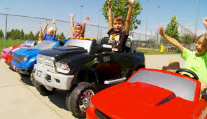 toddler mustang car power wheels race 5 racing cars