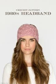 s headbands 1920 s lace headband crochet pattern lace headbands free