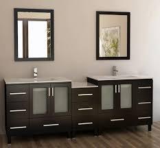 bathroom design amazing single sink vanity 60 inch double sink