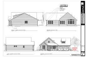 floor plans and elevations of houses houseplans package house blueprints home floor plan designs