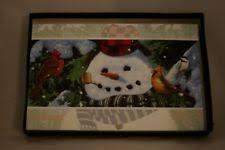 pumpernickel cards pumpernickel press boxed christmas cards poinsettia pug ebay