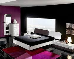 chambre noir et blanche chambre noir et blanche avec chambre coucher moderne noir et avec