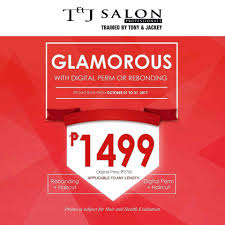 tony and jacky hair cut price t j salon professional sangandaan official page hair salon