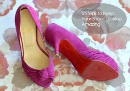 5 steps to keep christian louboutin shoes in great condition