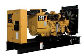 toromont cat 3406c generator set