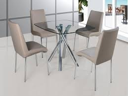 dining room set for 4 glass dining room chairs round dining table set for 4 round table