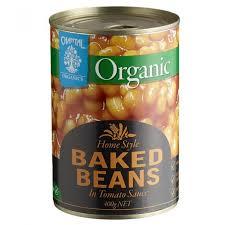 cuisine chantal chantal organics baked beans 400g chantal organics