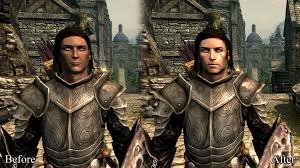 best hair mod for skyrim skyrim mod forge episode 6 handsome men more hair and armor