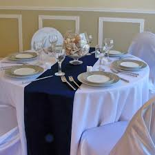 Table Runners For Round Tables Best 25 Navy Blue Table Runner Ideas On Pinterest Navy Table