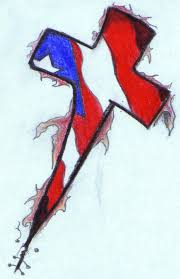 puerto rican cross tattoo sketch tattoomagz