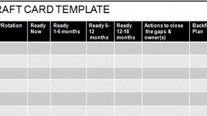 general succession planning dashboard and critical role analytics