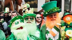 ireland blesses shamrock girds for dublin parade as st patrick u0027s