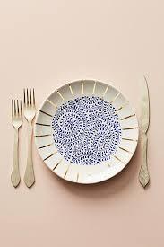 guest plate garden guest dessert plate anthropologie