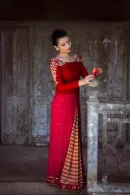 dhaka sarees nepali bridal wear brides story with the dhaka chiffon nepali