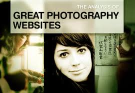 photographers websites the analysis of great photography websites with 40 talented