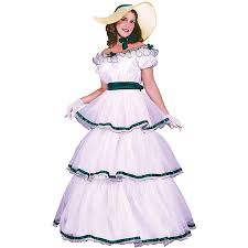 amazon com fun world women u0027s southern belle costume clothing