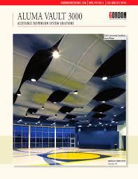 Aluma Shield Wall Panels by Aluma Vault 3000 Gordon Pdf Catalogues Documentation Brochures