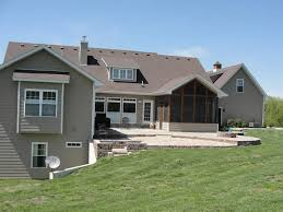 daylight basement ranch house plans with walkout basement basement details custom