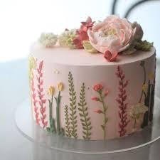 birthday flower cake flower birthday cake ideas best 25 flower cakes ideas on