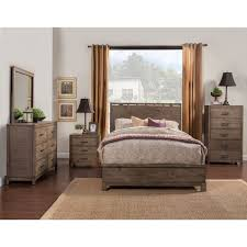 Mission Style Bedroom Furniture Alpine Furniture 1700 03 1700 06 Sydney 6 Drawer Dresser And