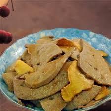 cuisine orl饌ns ibon mart 彙饌私房菜 麻油粉肝 300g 涼拌小菜 沙拉 冷盤 滷味