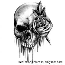 gallery pictures and designs free designs skull tatoo
