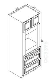 wall oven cabinet width oven cabinet dimensions single wall oven cabinet plans double for