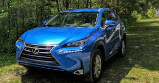 best lexus suv used 2017 lexus nx200t review best value in subcompact luxury suv segment