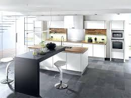 ilot central cuisine contemporaine cuisine ilot centrale design en image central newsindo co