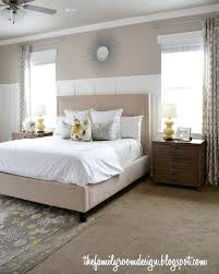 Curtains One Panel Or Two Eclectic Home Tour Sita Montgomery Interiors Bedrooms Master