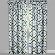 traditions by waverly izmir ikat window curtains set of 2