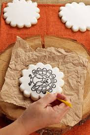 thanksgiving cookie decorating ideas 236 best thanksgiving cookies images on pinterest fall cookies