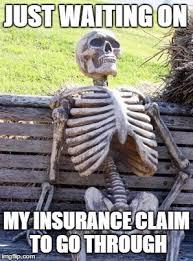 Claims Adjuster Meme - prepare for insurance rate hikes again vida real properties and